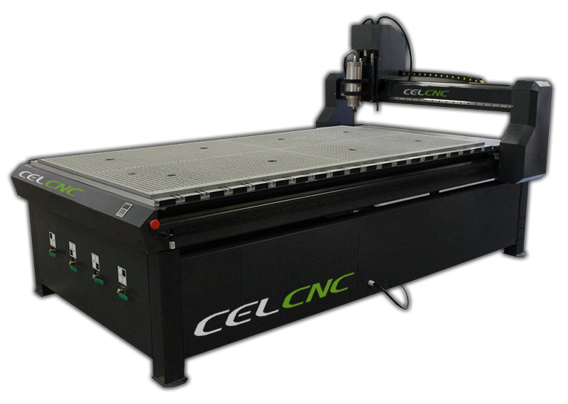 Photo of CEL CNC Router